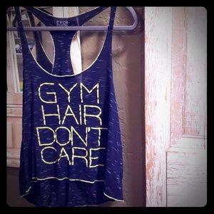 Racerback gym Top LN
